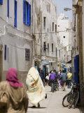 Old City  Essaouira  Morocco  North Africa  Africa
