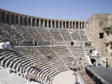 Amphitheatre Dating from 162 AD  Aspendos  Antalya Region  Anatolia  Turkey Minor  Eurasia