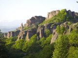 Rock Formations  Belogradchik  Bulgaria  Europe