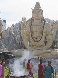 Shiva Mandir Temple  Bengaluru  Karnataka State  India