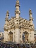 Charminar  Hyderabad  Andhra Pradesh State  India