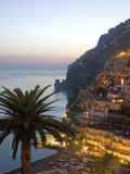 Positano  Amalfi Coast  UNESCO World Heritage Site  Campania  Italy  Europe