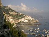 Amalfi  Amalfi Coast  UNESCO World Heritage Site  Campania  Italy  Europe