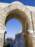 Pastora Arch in Moorish Style  Medina Sidonia  Cadiz Province  Andalucia  Spain  Europe