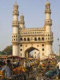 Charminar  Hyderabad  Andhra Pradesh State  India