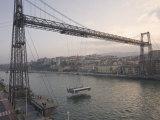 Las Arenas Transporter Bridge  UNESCO World Heritage Site  Bilbao  Euskadi  Spain