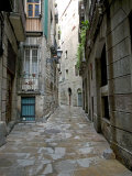 Gothic Quarter  Barcelona  Catalonia  Spain  Europe