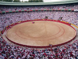 Plaza De Toros  Pamplona  Navarra  Spain  Europe