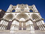 Cathedral  Cuenca  Castilla-La Mancha  Spain  Europe