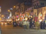 Lad Bazaar  Hyderabad  Andhra Pradesh State  India