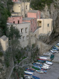 Furore  Amalfi Coast  Campania  Italy  Europe