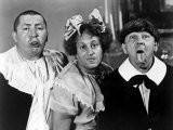 All the World&#39;s a Stooge  Curly Howard  Larry Fine  Moe Howard  1941