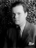 Orson Welles  1915-1985  American Director  Writer Actor and Producer  March 1  1937
