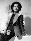 Beloved Enemy  Merle Oberon Wearing Outfit Designed by Omar Kiam  1936