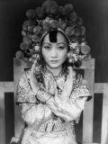 Anna May Wong  1905-1961  Chinese-American Actress Who Persevered Against Discrimination  1937