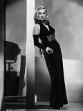 Dead Reckoning  Lizabeth Scott  Modeling a Gown by Jean Louis  1947