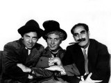 A Night at the Opera  Chico Marx  Harpo Marx  Groucho Marx  1935