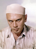 Escape from Zahrain  Yul Brynner  1962
