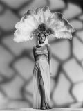 White Savage  Maria Montez  in a Sheerong Designed by Vera West  1943