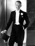 Fred Astaire at the Time of Follow the Fleet  1936