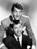 Dean Martin and Jerry Lewis  1952