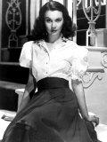 Portrait of Vivien Leigh