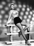 Portrait of Shelley Winters  c1940s