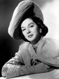 Portrait of Rosalind Russell  Early 1940's