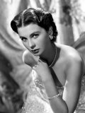 Portrait of Jean Simmons