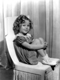 Shirley Temple in Paramount Publicity Photo  1934