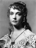 Lillian Gish in John Gielgud's Stage Production of Hamlet  1936