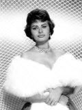 Sophia Loren  as Seen in the Film Houseboat  1958