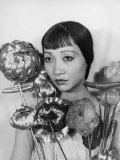 Anna May Wong  1905-1961  Chinese-American Actress and International Star  1935