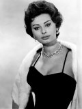 The Key  Sophia Loren  1958