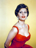Sophia Loren  Late 1950s