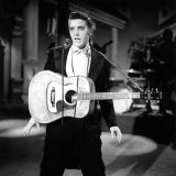 Steve Allen Show  1956-61  One of Elvis Presley's First TV Appearances  1956
