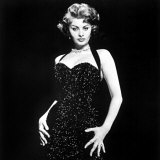 Publicity Shot of Sophia Loren Used to Promote Pride and the Passion  1957