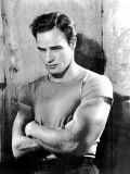 A Streetcar Named Desire  Marlon Brando  1951  Arms Folded