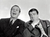 Bud Abbott and Lou Costello in Hollywood  Bud Abbott  Lou Costello  1945