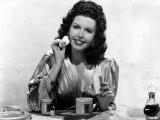 What's Buzzin'  Cousin  Ann Miller  Publicity Shot  1943