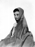 War and Peace  Audrey Hepburn  1956  Cape