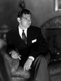 Clark Gable  April 13  1933
