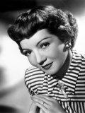 Portrait of Claudette Colbert  1940s