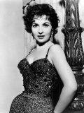 Gina Lollobrigida  c1956