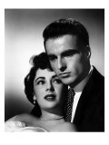 A Place in the Sun  Elizabeth Taylor  Montgomery Clift  1951