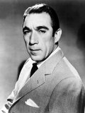 Anthony Quinn  United Artists Publicity Shot  1957