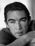 Anthony Quinn  March 15  1957