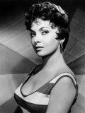 Gina Lollobrigida  Late 1950s