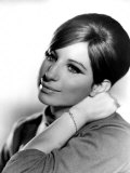 Barbra Streisand  Portrait from Funny Girl  1968