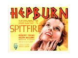 Spitfire  Katharine Hepburn  1934